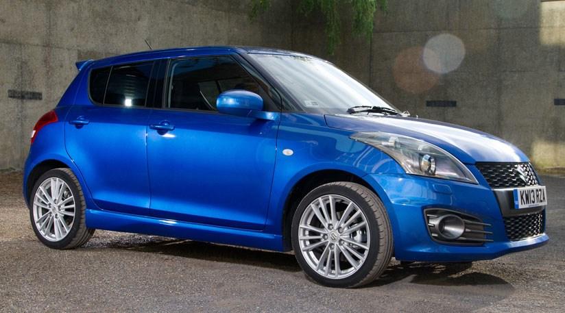 Suzuki Swift Sport Five Door 2013 Review Car Magazine