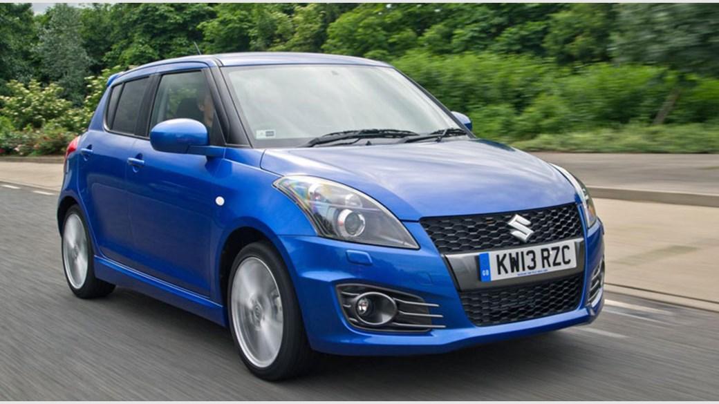 Suzuki Swift Sport Five Door 2017 Review