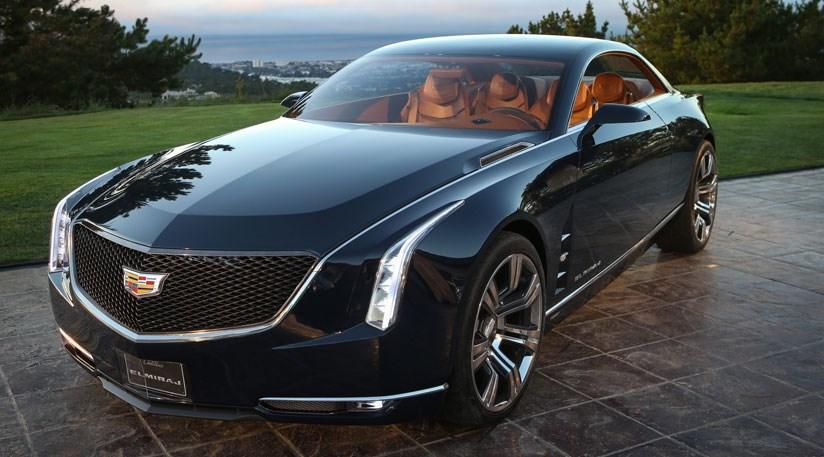 Luxury Vehicle: Cadillac Elmiraj (2013) At Frankfurt Motor Show