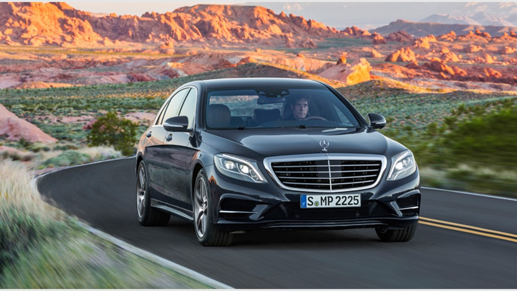 Mercedes S350 Cdi 2017 Review