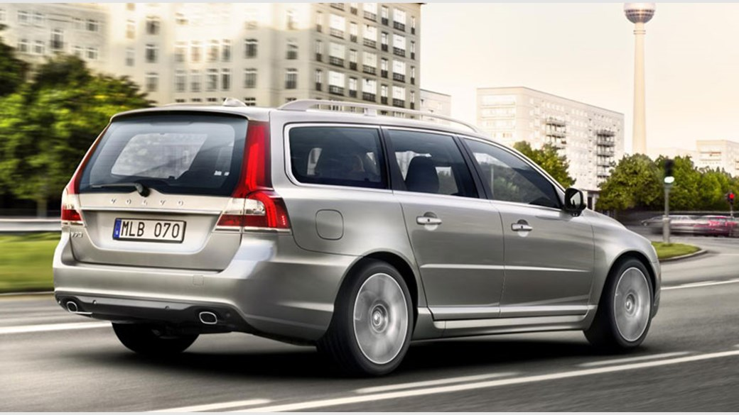 Volvo V70 D3 Powershift (2013) review | CAR Magazine