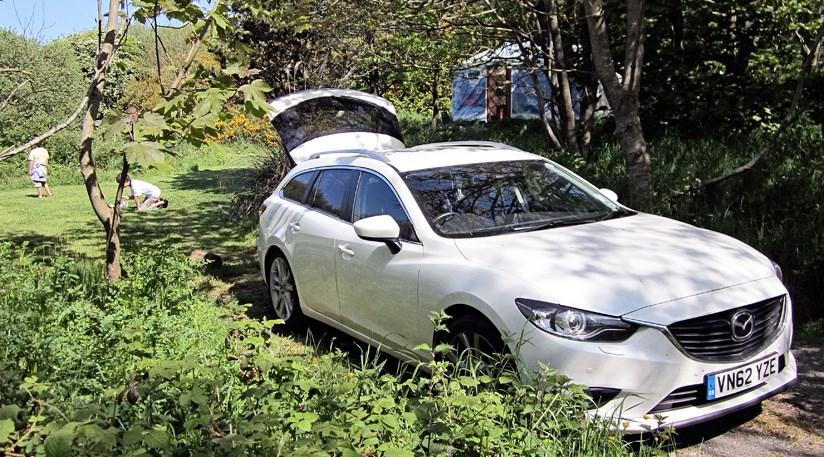mazda 6 tourer 2 2d 2013 long term test review by car. Black Bedroom Furniture Sets. Home Design Ideas