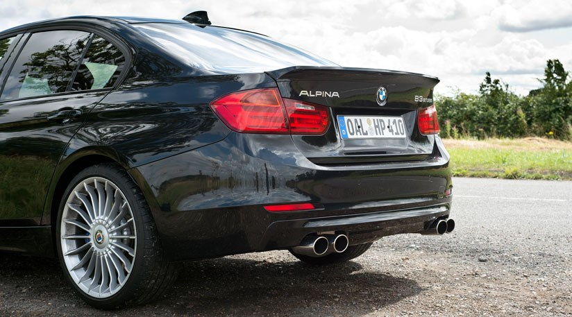 BMW Alpina B3 Bi-Turbo (2013) review by CAR Magazine
