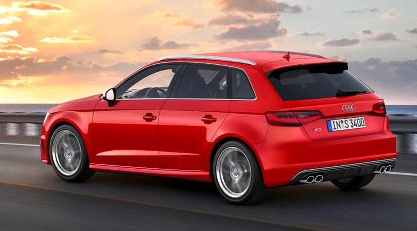 audi s3 sportback 2013 prices revealed by car magazine. Black Bedroom Furniture Sets. Home Design Ideas