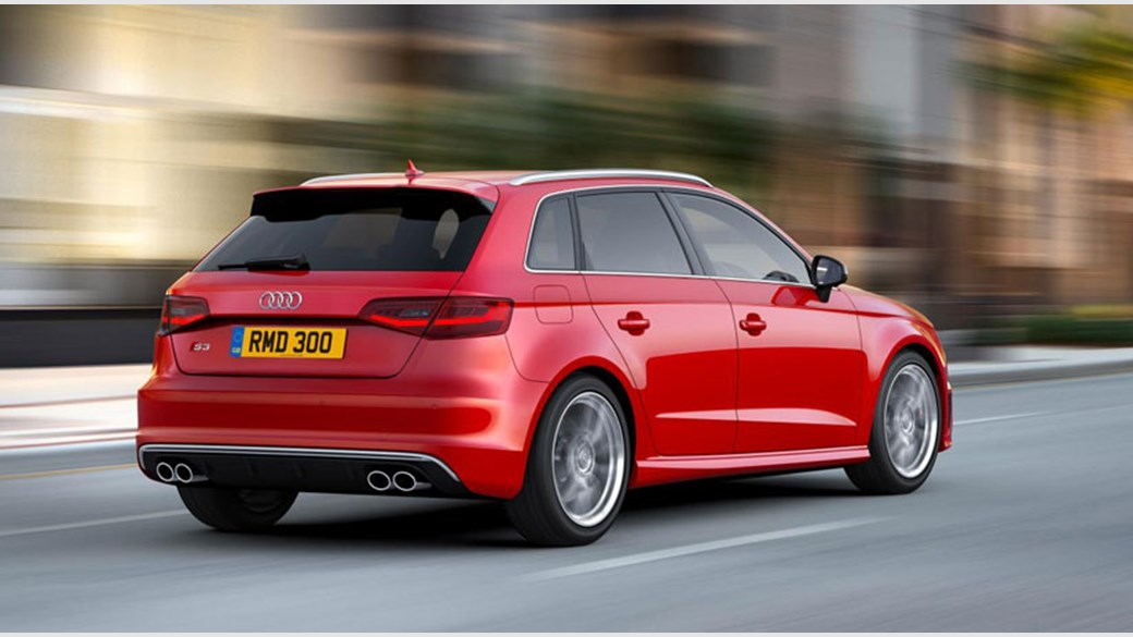 Audi S Sportback Stronic Review CAR Magazine - Audi a3 sportback