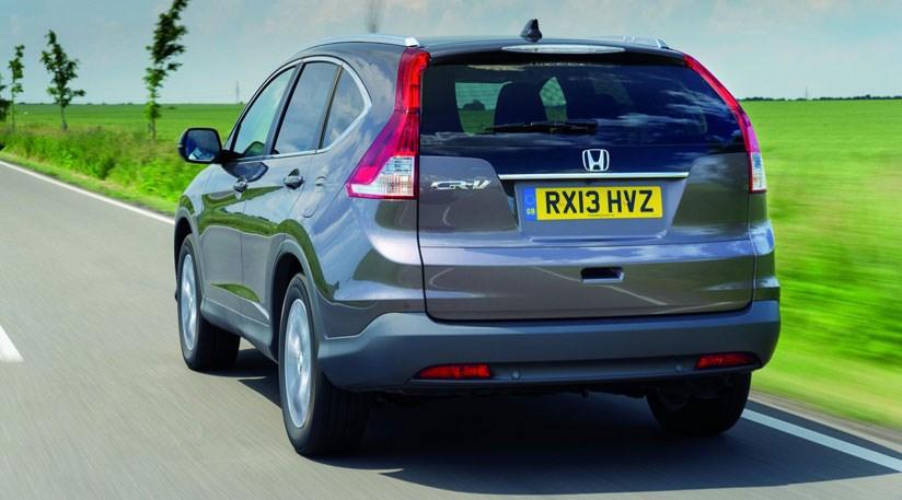 Honda CR V 1.6 I DTEC (2013) Review ...