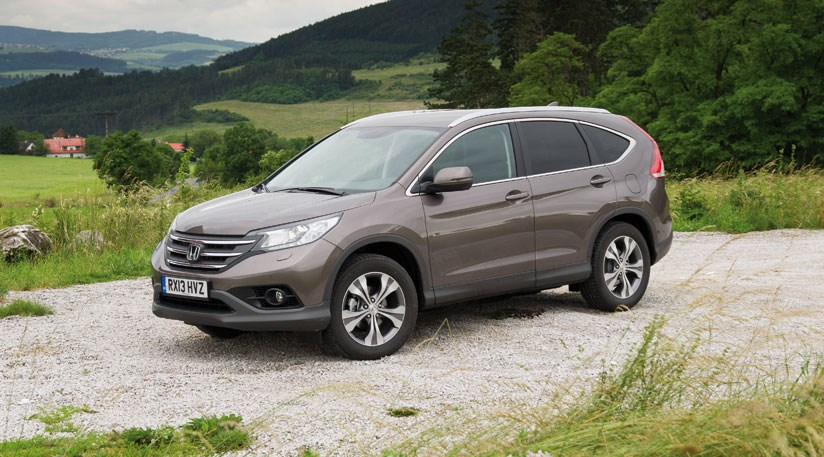 Perfect ... Honda CR V 1.6 I DTEC (2013) Review ...