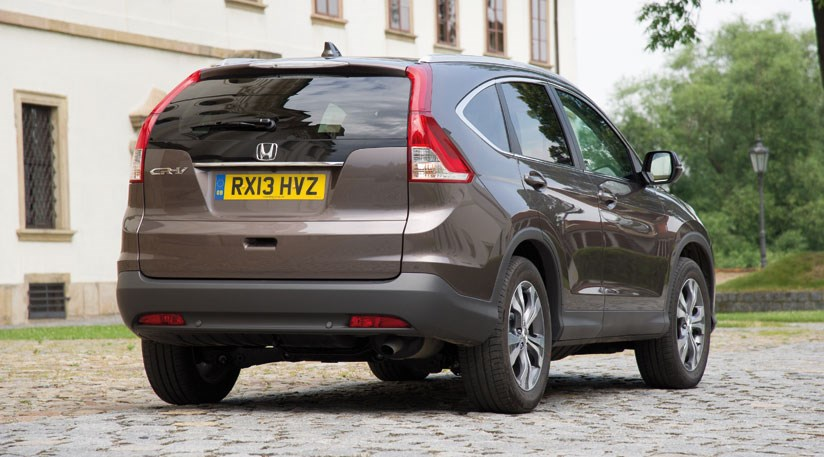 Honda CR-V 1 6 i-DTEC (2013) review | CAR Magazine