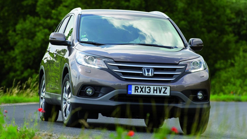 Honda CR V 1.6 I DTEC (2013) Review