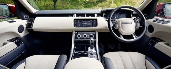 Range Rover Sport Sdv6 Autobiography 2013 Car Feature