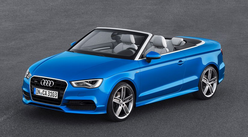 audi a3 cabriolet 2013 at frankfurt motor show by car magazine. Black Bedroom Furniture Sets. Home Design Ideas