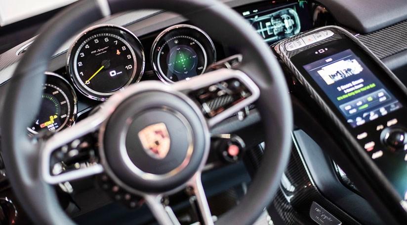 porsche 918 spyder prototype 2013 review