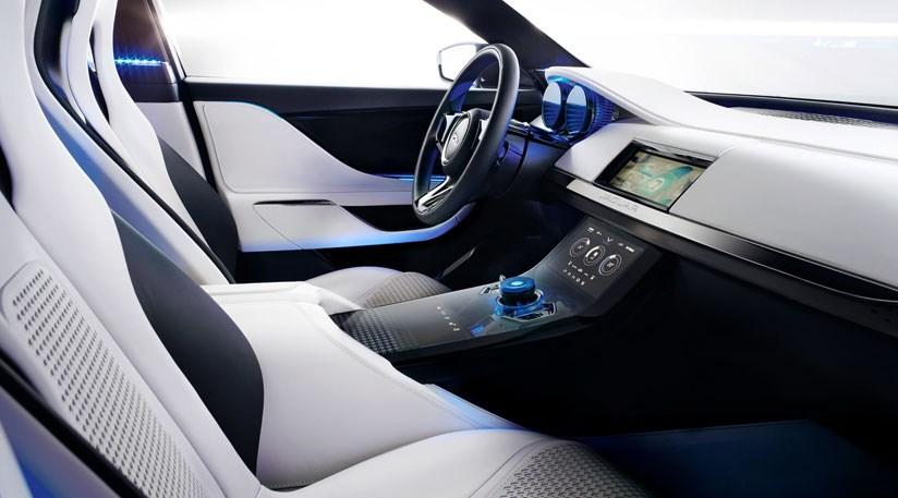 Jaguar C X17 Concept 2013 Design Boss Ian Callum On Interior