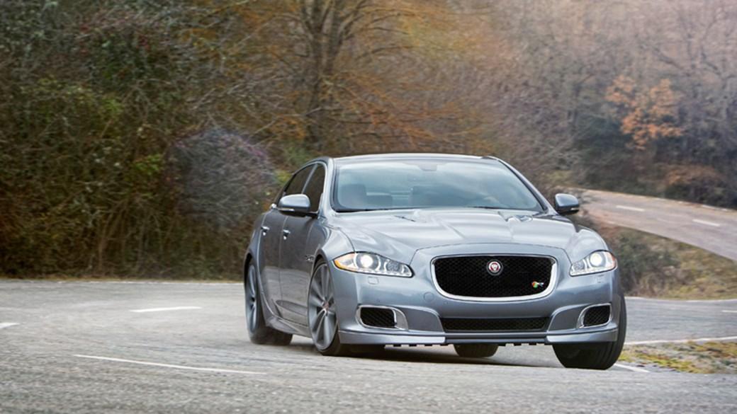Jaguar XJR (2013) Review