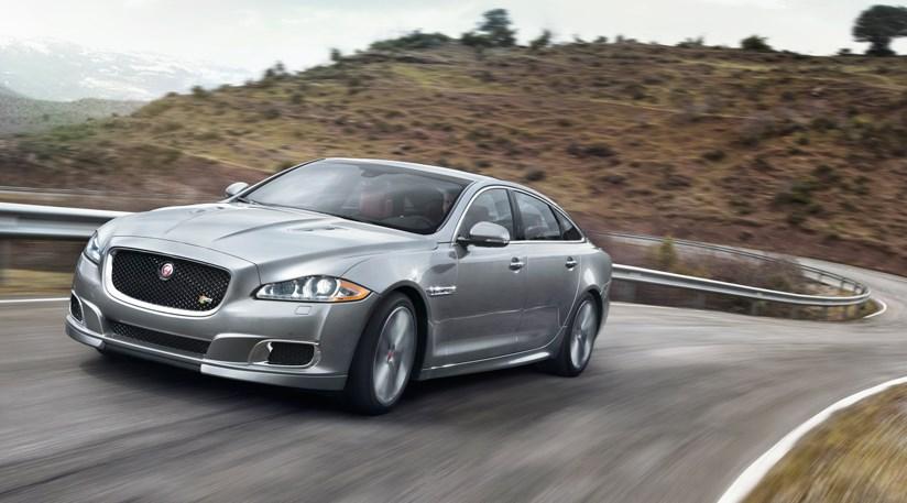 ... Jaguar XJR (2013) Review ...