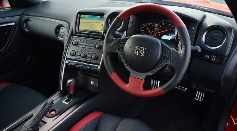 ... Nissan GT R MY13 (2013) Review ...