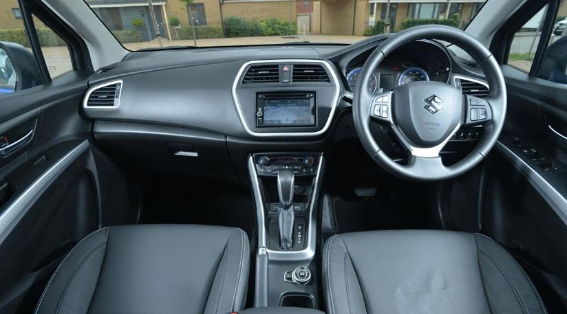 Suzuki Sx S Cross Specification