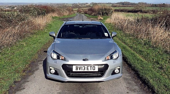CAR magazine's Subaru BRZ long-term test car
