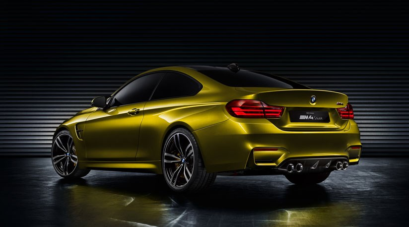 Why The BMW M Is Better Than The M V By CAR Magazine - 2013 bmw m4