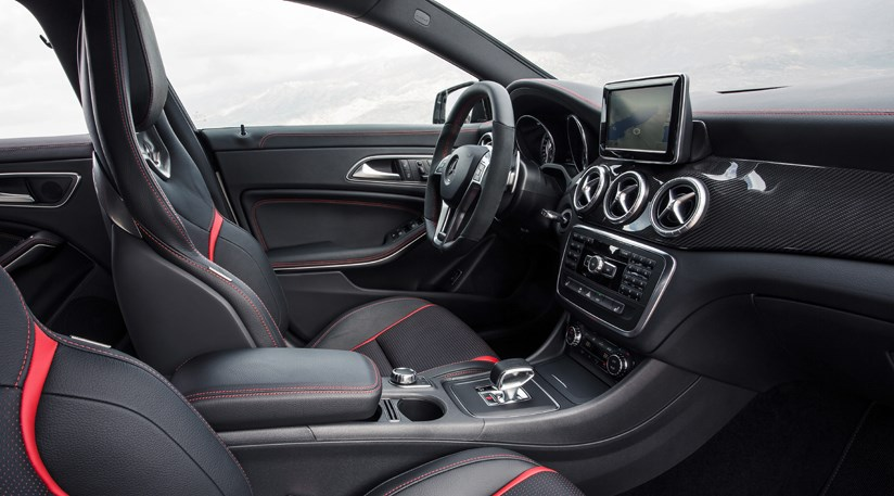 Mercedes CLA45 AMG 2013 review by CAR Magazine