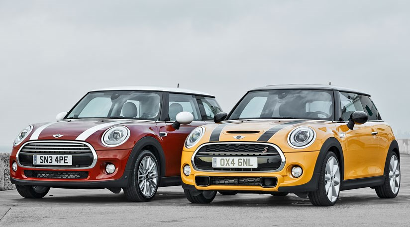 Mini Reveals Tech Details For New 2017 Cooper