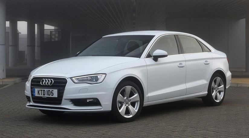 Audi A Saloon Review By CAR Magazine - Audi a3 sport