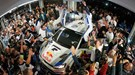 VW's Sebastien Ogier wins 2013 World Rally Championship
