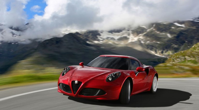 alfa romeo 4c 2013 review by car magazine. Black Bedroom Furniture Sets. Home Design Ideas
