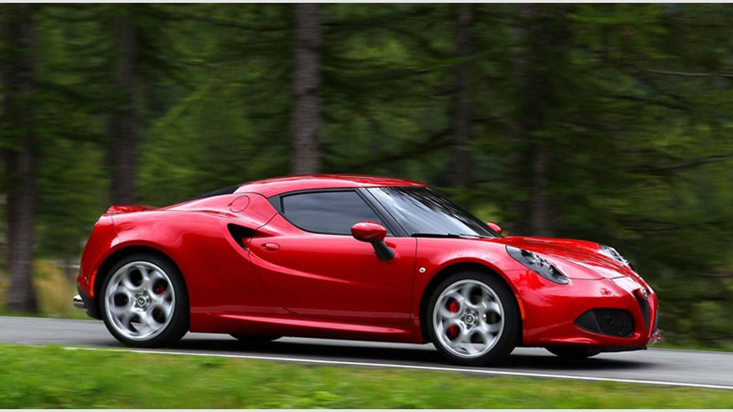 Alfa Romeo 4C 2013 review by CAR Magazine