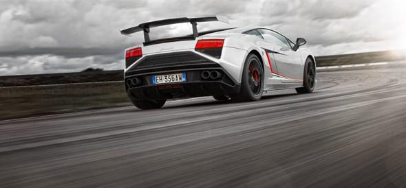 Lamborghini Gallardo Squadra Corse 2013 Car Feature Review Car