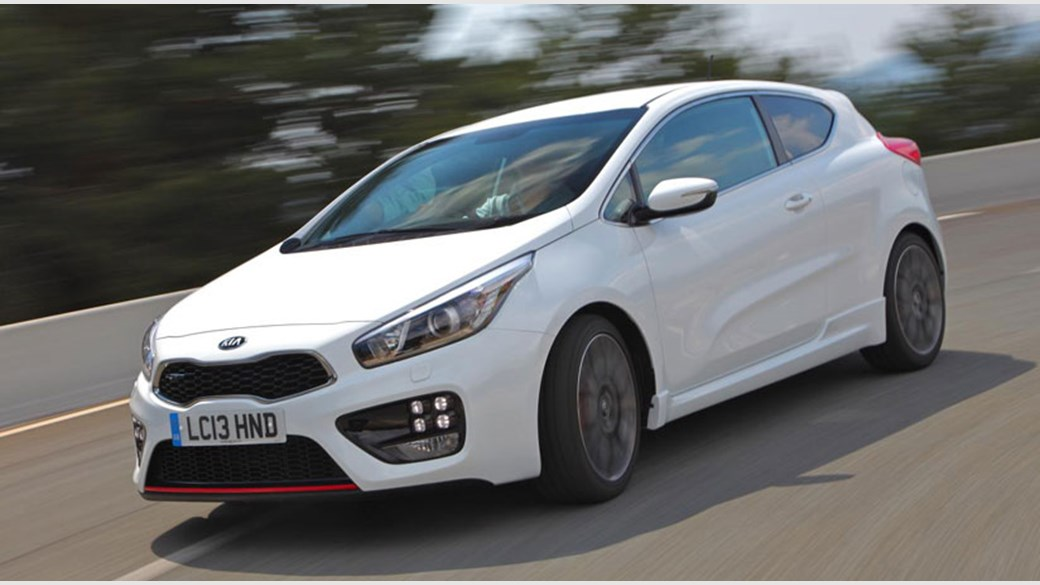 Kia Proceed Gt 2017 Review