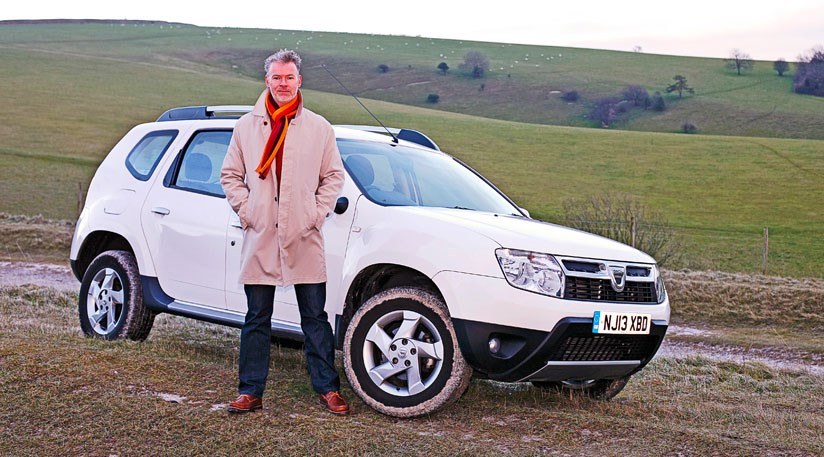Dacia Duster 1 5 Dci Laureate 4x4 2014 Long Term Test
