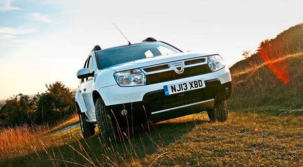 CAR's 1.5 dCi Duster