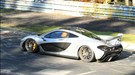 McLaren P1 returns to snatch Nurburgring lap record (2013)