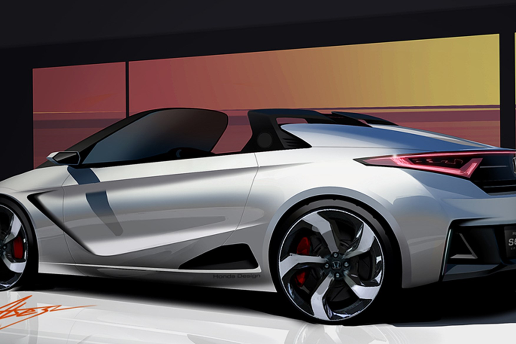 Honda S660 Sports Car Concept (2013) First Official Pictures | CAR Magazine