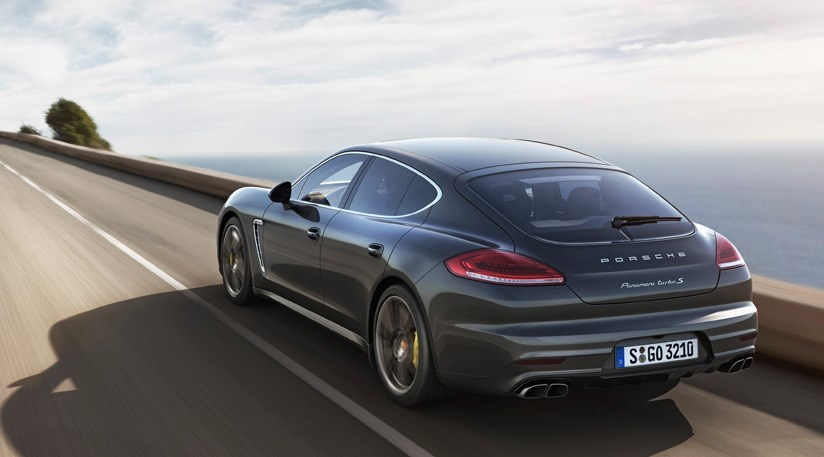 Porsche Panamera Turbo S 2013 pictures specs and price by CAR