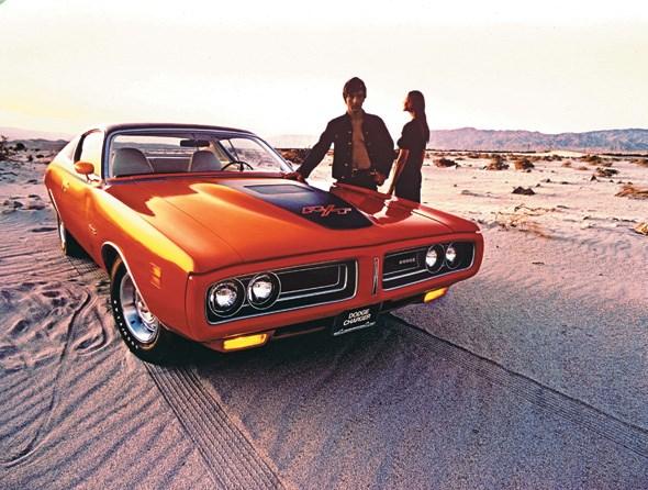 The CAR Top 10: legendary paint jobs by CAR Magazine
