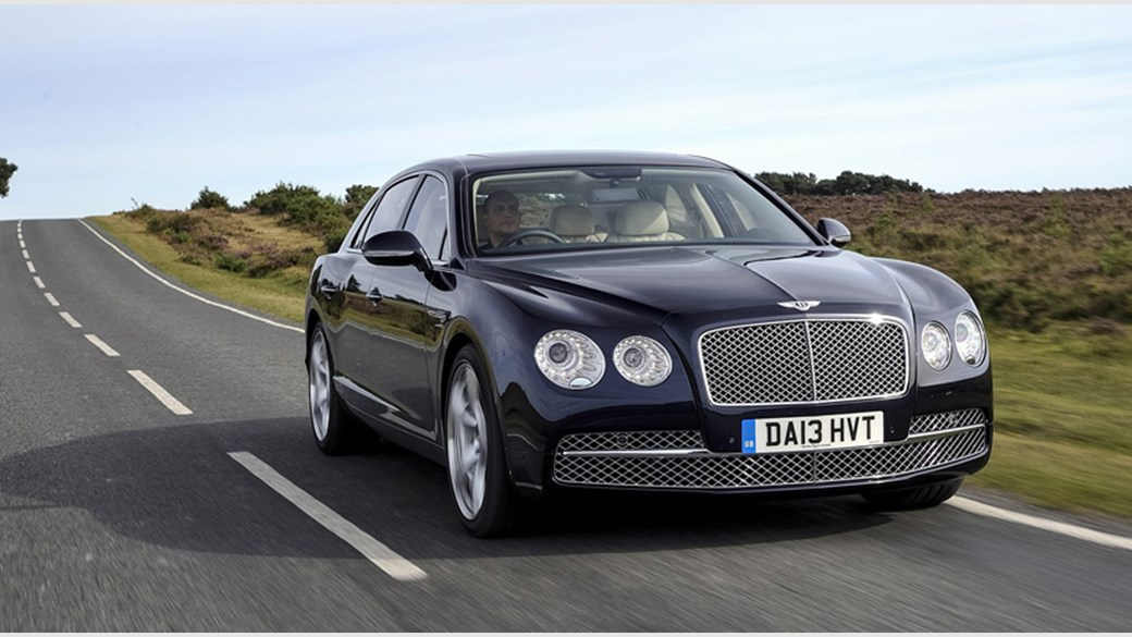 Bentley Flying Spur Mulliner 2013 Review Car Magazine