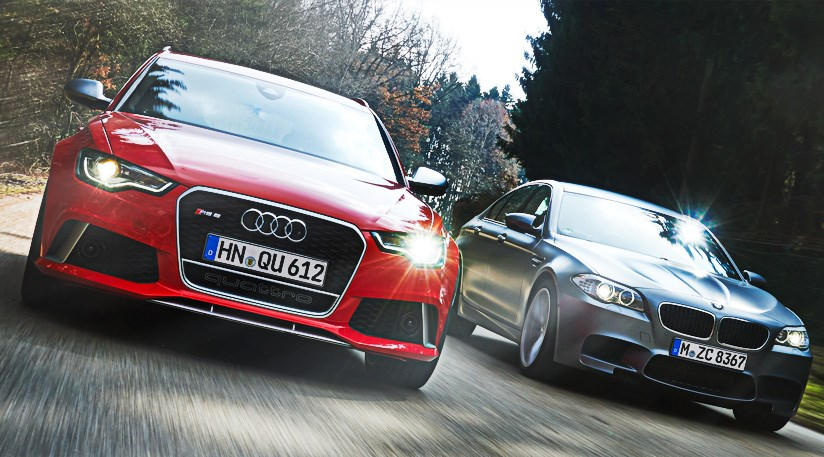 Audi RS Avant Vs BMW M CAR Review CAR Magazine - Bmw vs audi
