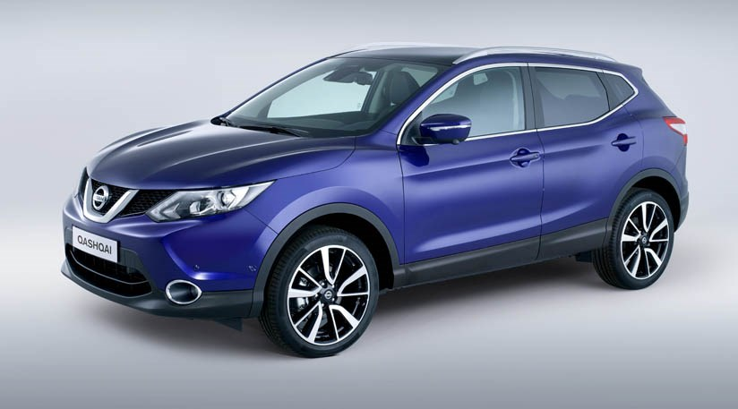Nissan Qashqai 2014 Revealed Car Magazine