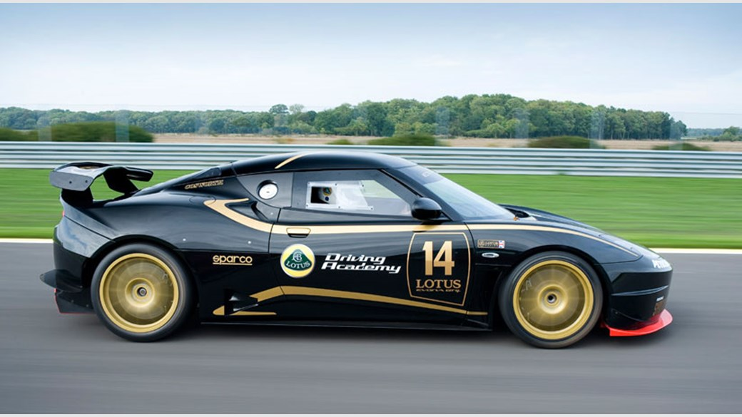 Lotus Evora GT4 (2013) review by CAR Magazine