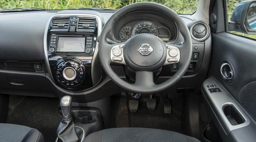 Nissan Micra 1 2 Dig S Tekna 2013 Review Car Magazine