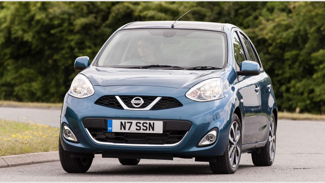 Nissan Micra 1.2 DIG-S Tekna (2013) review | CAR Magazine