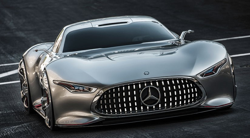 Mercedes AMG Vision Gran Turismo (2013) first official pictures ...