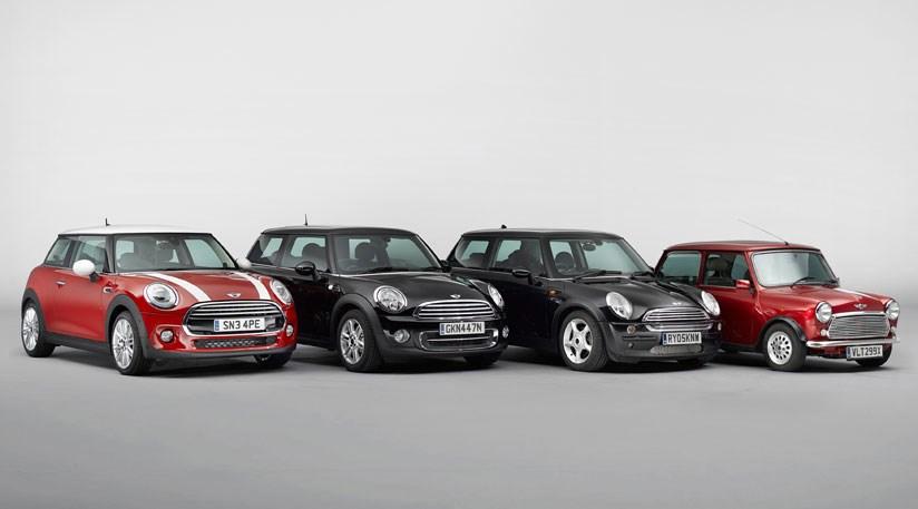 Mini Cooper 2013 Tech Spec And Prices Of New Mini Car Magazine