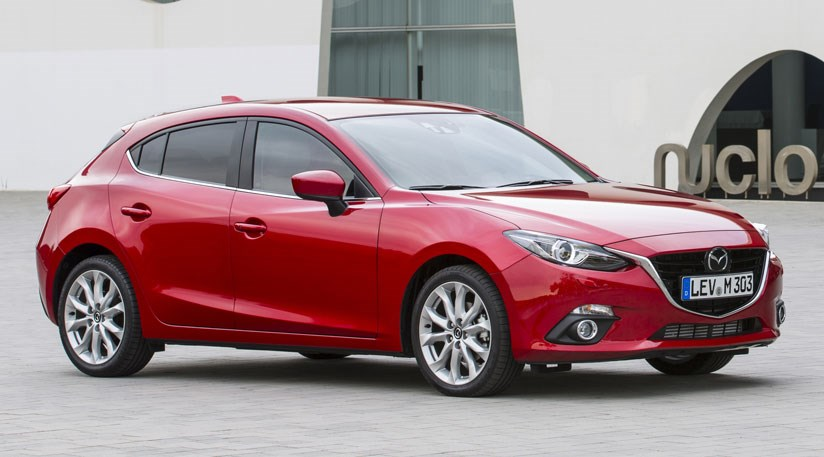 ... Mazda 3 2.0 Sport Nav (2013) Review ...