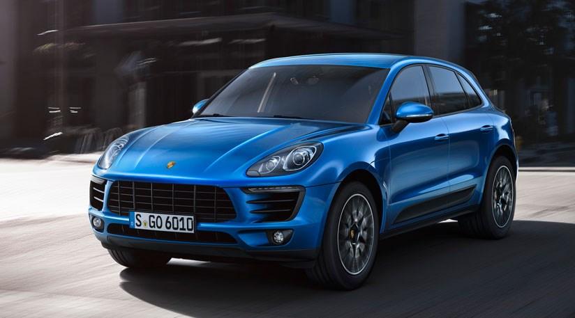 Porsche Macan (2014) first official pictures | CAR Magazine