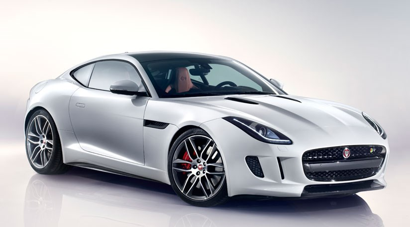 Jaguar F Type R Coupe (2013) First Official Pictures +27