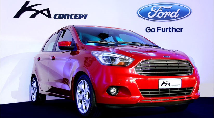 Ford Ka 2015 First Official Pictures 6