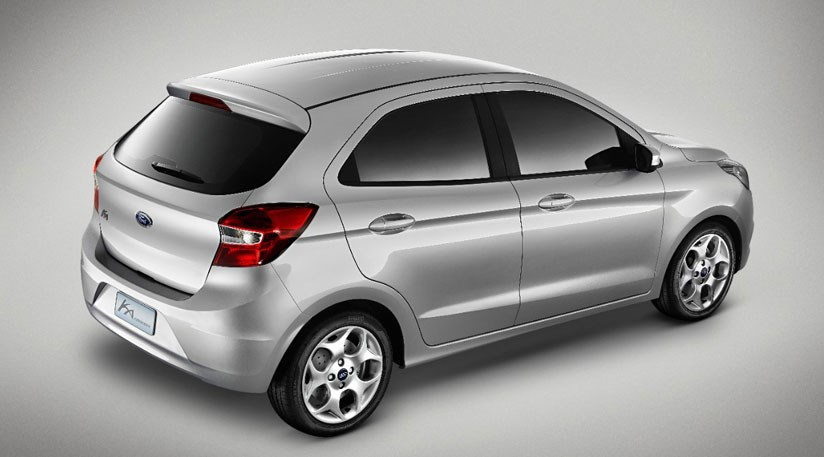Ford Ka 2015 First Official Pictures By Car Magazine